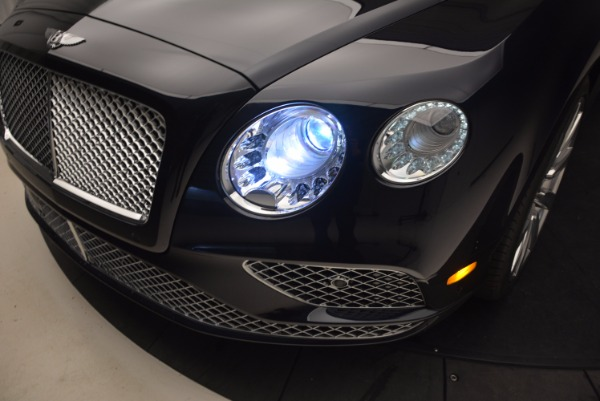 New 2017 Bentley Continental GT W12 for sale Sold at Maserati of Westport in Westport CT 06880 17