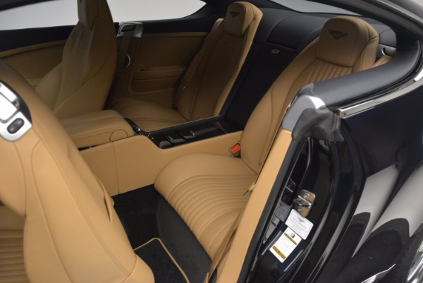 New 2017 Bentley Continental GT W12 for sale Sold at Maserati of Westport in Westport CT 06880 23