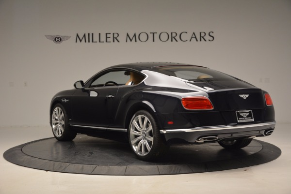 New 2017 Bentley Continental GT W12 for sale Sold at Maserati of Westport in Westport CT 06880 5