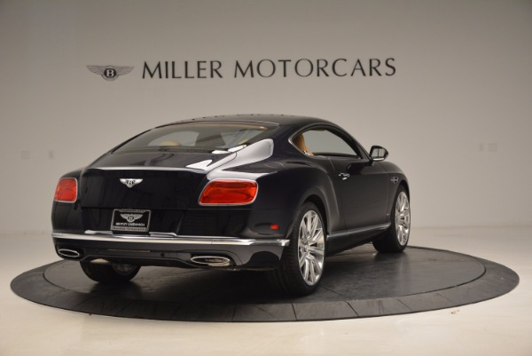 New 2017 Bentley Continental GT W12 for sale Sold at Maserati of Westport in Westport CT 06880 7