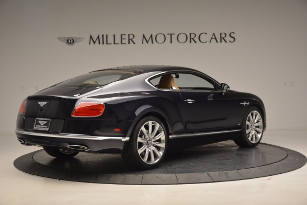 New 2017 Bentley Continental GT W12 for sale Sold at Maserati of Westport in Westport CT 06880 8