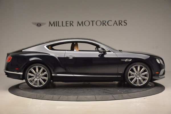 New 2017 Bentley Continental GT W12 for sale Sold at Maserati of Westport in Westport CT 06880 9