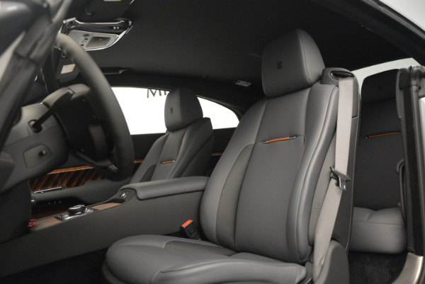 Used 2015 Rolls-Royce Wraith for sale Sold at Maserati of Westport in Westport CT 06880 19