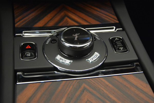 Used 2015 Rolls-Royce Wraith for sale Sold at Maserati of Westport in Westport CT 06880 24