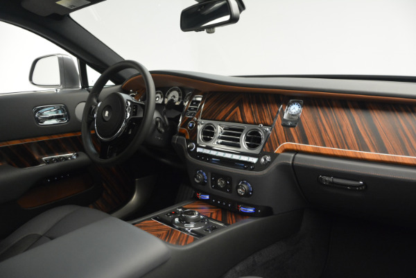 Used 2015 Rolls-Royce Wraith for sale Sold at Maserati of Westport in Westport CT 06880 27