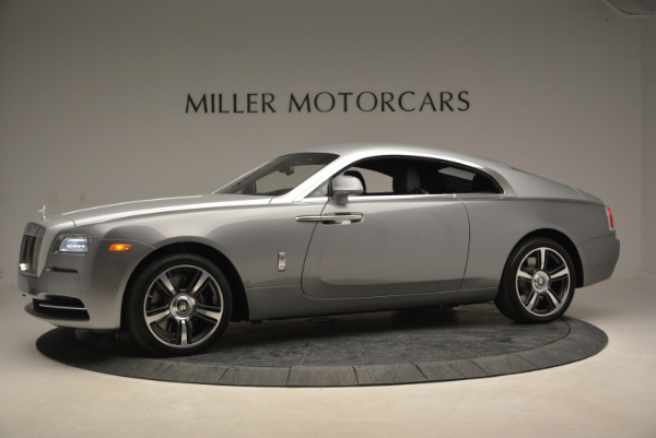 Used 2015 Rolls-Royce Wraith for sale Sold at Maserati of Westport in Westport CT 06880 4