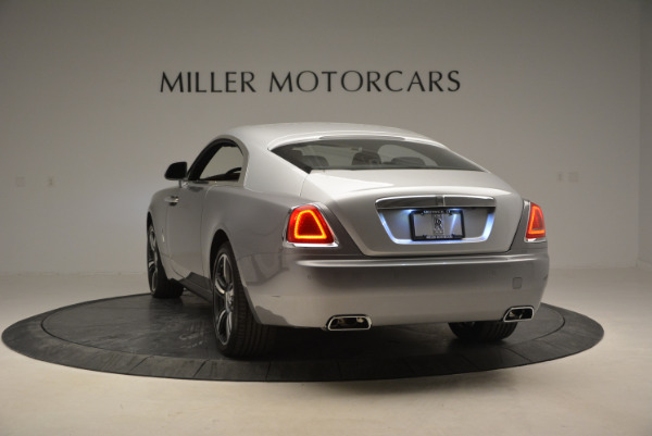 Used 2015 Rolls-Royce Wraith for sale Sold at Maserati of Westport in Westport CT 06880 7