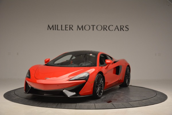 Used 2017 McLaren 570GT Coupe for sale Sold at Maserati of Westport in Westport CT 06880 2