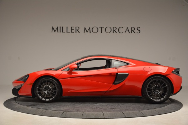 Used 2017 McLaren 570GT Coupe for sale Sold at Maserati of Westport in Westport CT 06880 3
