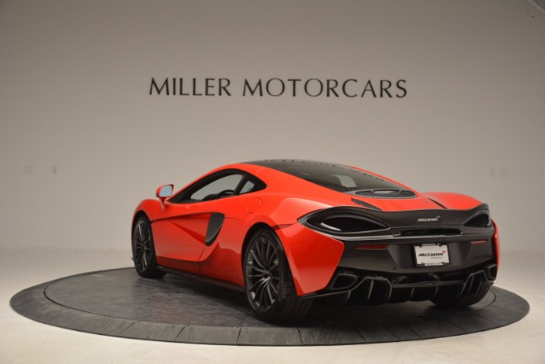 Used 2017 McLaren 570GT Coupe for sale Sold at Maserati of Westport in Westport CT 06880 5
