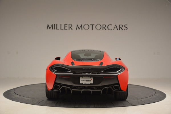 Used 2017 McLaren 570GT Coupe for sale Sold at Maserati of Westport in Westport CT 06880 6