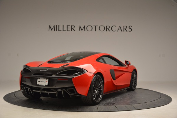 Used 2017 McLaren 570GT Coupe for sale Sold at Maserati of Westport in Westport CT 06880 7