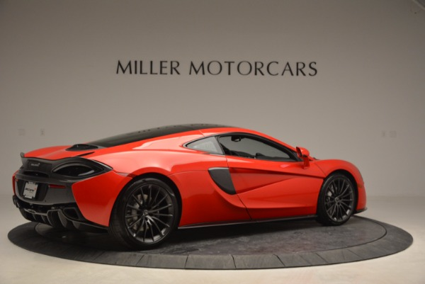 Used 2017 McLaren 570GT Coupe for sale Sold at Maserati of Westport in Westport CT 06880 8