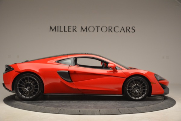 Used 2017 McLaren 570GT Coupe for sale Sold at Maserati of Westport in Westport CT 06880 9