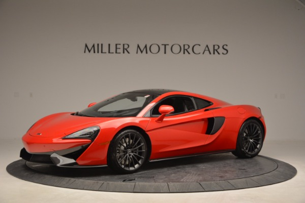 Used 2017 McLaren 570GT Coupe for sale Sold at Maserati of Westport in Westport CT 06880 1