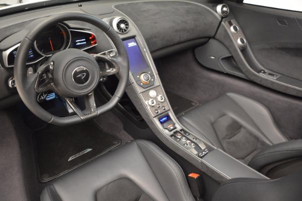 Used 2014 McLaren MP4-12C Spider for sale Sold at Maserati of Westport in Westport CT 06880 26