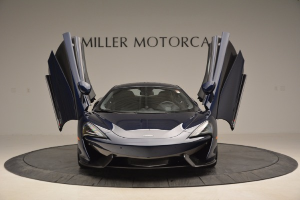 Used 2017 McLaren 570S for sale Sold at Maserati of Westport in Westport CT 06880 13