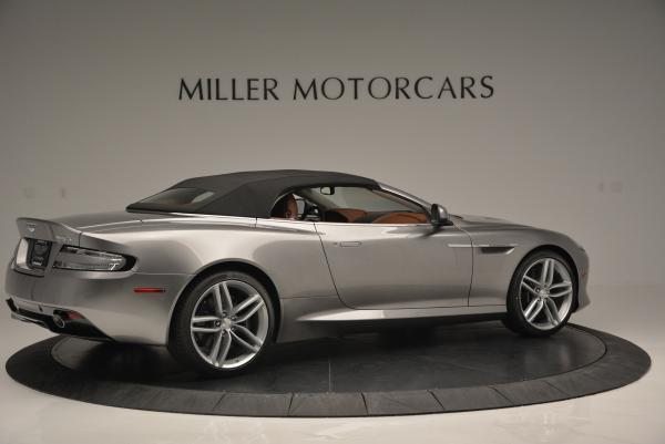 New 2016 Aston Martin DB9 GT Volante for sale Sold at Maserati of Westport in Westport CT 06880 20