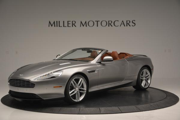 New 2016 Aston Martin DB9 GT Volante for sale Sold at Maserati of Westport in Westport CT 06880 3