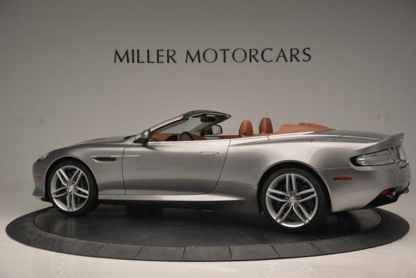 New 2016 Aston Martin DB9 GT Volante for sale Sold at Maserati of Westport in Westport CT 06880 4