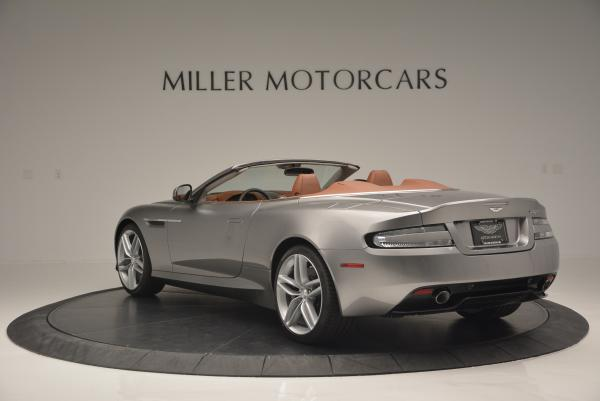 New 2016 Aston Martin DB9 GT Volante for sale Sold at Maserati of Westport in Westport CT 06880 5