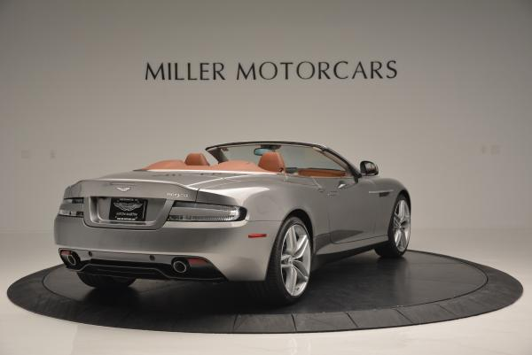 New 2016 Aston Martin DB9 GT Volante for sale Sold at Maserati of Westport in Westport CT 06880 7