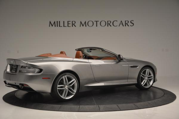 New 2016 Aston Martin DB9 GT Volante for sale Sold at Maserati of Westport in Westport CT 06880 9