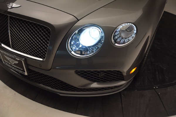 Used 2016 Bentley Continental GT Speed for sale Sold at Maserati of Westport in Westport CT 06880 16