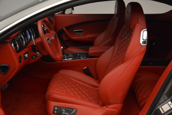 Used 2016 Bentley Continental GT Speed for sale Sold at Maserati of Westport in Westport CT 06880 27
