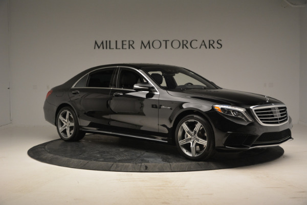 Used 2014 Mercedes Benz S-Class S 63 AMG for sale Sold at Maserati of Westport in Westport CT 06880 10