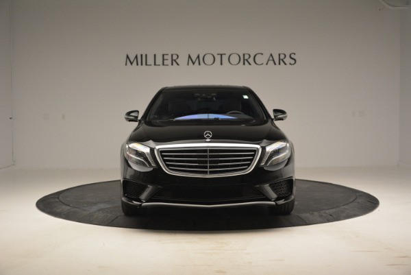 Used 2014 Mercedes Benz S-Class S 63 AMG for sale Sold at Maserati of Westport in Westport CT 06880 12
