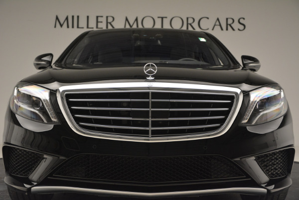Used 2014 Mercedes Benz S-Class S 63 AMG for sale Sold at Maserati of Westport in Westport CT 06880 13