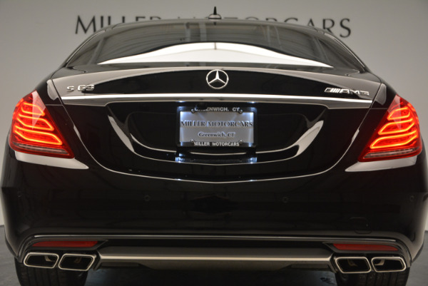 Used 2014 Mercedes Benz S-Class S 63 AMG for sale Sold at Maserati of Westport in Westport CT 06880 15