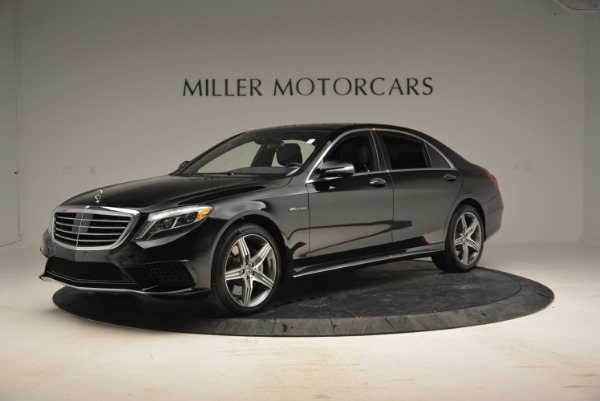 Used 2014 Mercedes Benz S-Class S 63 AMG for sale Sold at Maserati of Westport in Westport CT 06880 2