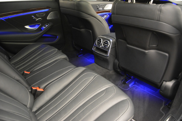 Used 2014 Mercedes Benz S-Class S 63 AMG for sale Sold at Maserati of Westport in Westport CT 06880 26