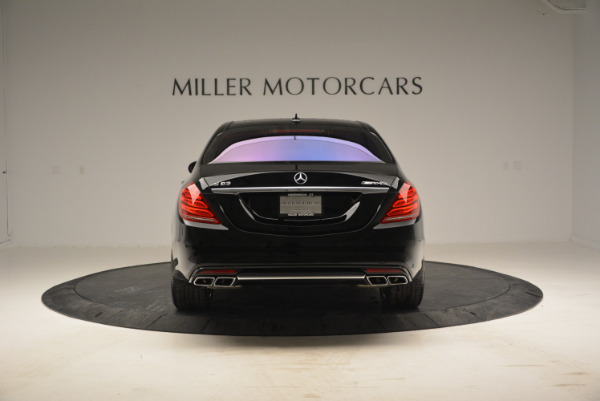 Used 2014 Mercedes Benz S-Class S 63 AMG for sale Sold at Maserati of Westport in Westport CT 06880 6