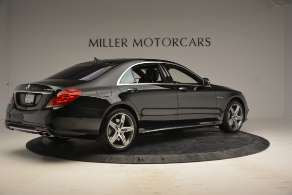 Used 2014 Mercedes Benz S-Class S 63 AMG for sale Sold at Maserati of Westport in Westport CT 06880 8