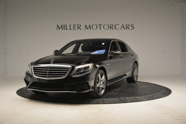Used 2014 Mercedes Benz S-Class S 63 AMG for sale Sold at Maserati of Westport in Westport CT 06880 1