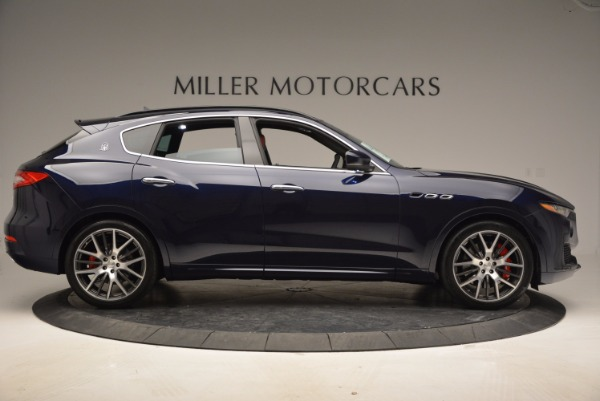 New 2017 Maserati Levante S for sale Sold at Maserati of Westport in Westport CT 06880 9