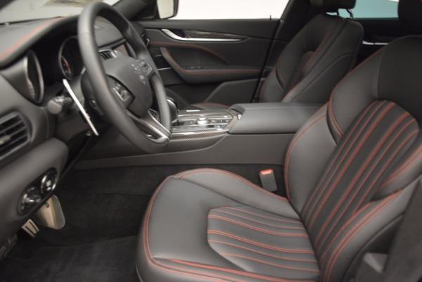New 2017 Maserati Levante S for sale Sold at Maserati of Westport in Westport CT 06880 18