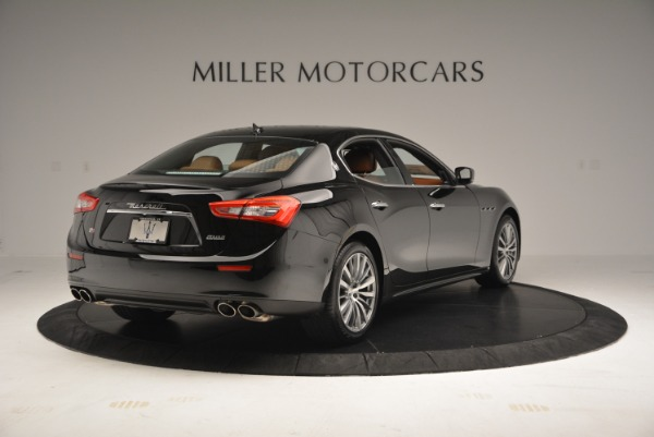 New 2017 Maserati Ghibli S Q4 for sale Sold at Maserati of Westport in Westport CT 06880 7