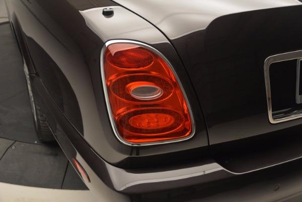 Used 2009 Bentley Brooklands for sale Sold at Maserati of Westport in Westport CT 06880 28