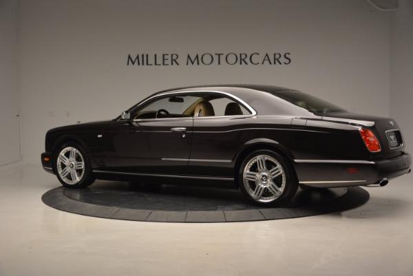 Used 2009 Bentley Brooklands for sale Sold at Maserati of Westport in Westport CT 06880 4
