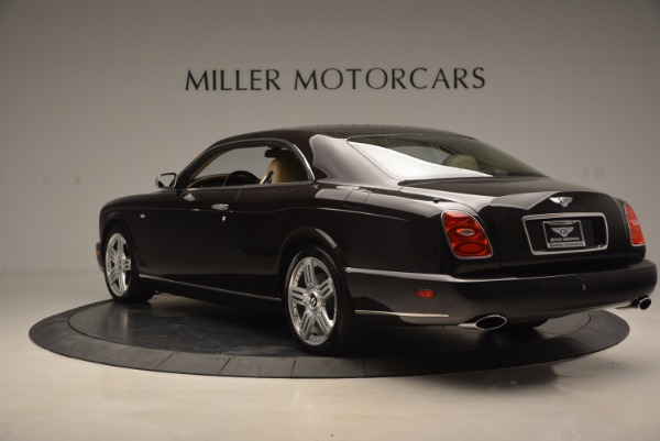 Used 2009 Bentley Brooklands for sale Sold at Maserati of Westport in Westport CT 06880 5