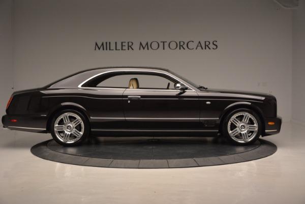 Used 2009 Bentley Brooklands for sale Sold at Maserati of Westport in Westport CT 06880 9