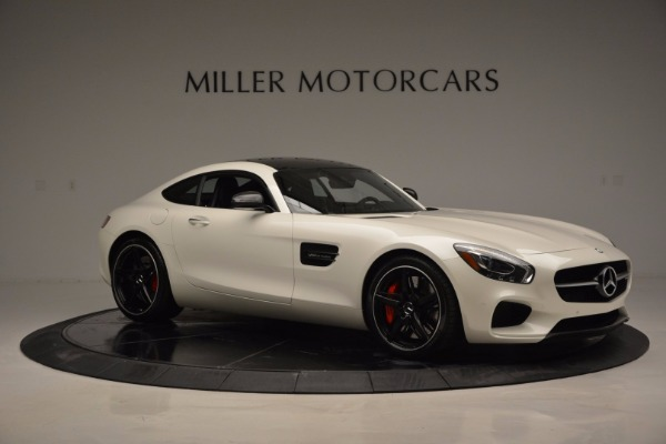 Used 2016 Mercedes Benz AMG GT S for sale Sold at Maserati of Westport in Westport CT 06880 10