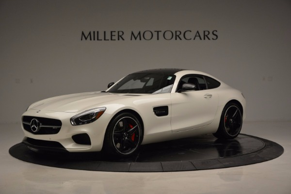 Used 2016 Mercedes Benz AMG GT S for sale Sold at Maserati of Westport in Westport CT 06880 2