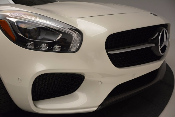 Used 2016 Mercedes Benz AMG GT S for sale Sold at Maserati of Westport in Westport CT 06880 23