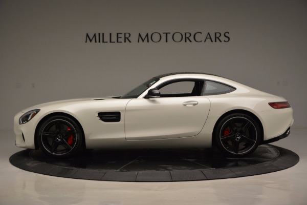 Used 2016 Mercedes Benz AMG GT S for sale Sold at Maserati of Westport in Westport CT 06880 3