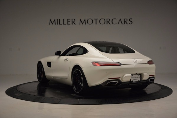 Used 2016 Mercedes Benz AMG GT S for sale Sold at Maserati of Westport in Westport CT 06880 5